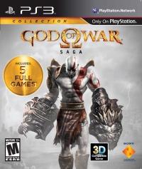 God of War Saga Box Art