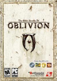 Elder Scrolls IV, The: Oblivion (ESRB M) Box Art