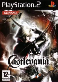Castlevania Box Art