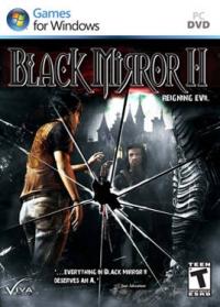 Black Mirror II: Reigning Evil Box Art