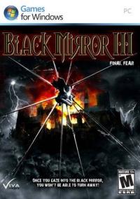 Black Mirror III: Final Fear Box Art