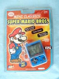 Super Mario Bros. (blue) Box Art