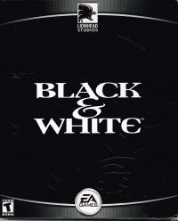 Black & White Box Art