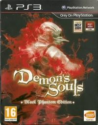 Demon's Souls - Black Phantom Edition Box Art