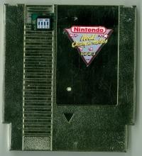 Nintendo World Championships 1990 (gold cartridge) Box Art