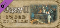 Crusader Kings II: Sword of Islam Box Art