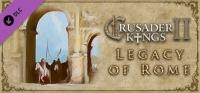 Crusader Kings II: Legacy of Rome Box Art