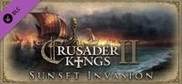 Crusader Kings II: Sunset Invasion Box Art
