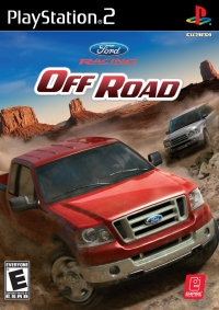 Ford Racing Off Road Box Art