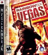 Tom Clancy's Rainbow Six: Vegas Box Art