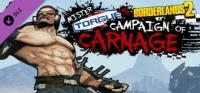 Borderlands 2: Mr. Torgue's Campaign of Carnage Box Art