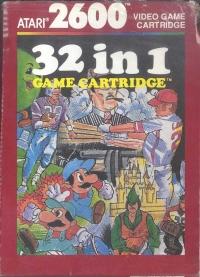 32 in 1 Game Cartridge Box Art