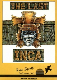 Last Inca Box Art