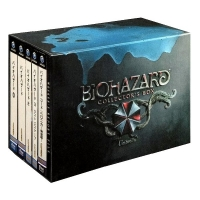 Biohazard Collector's Box Box Art