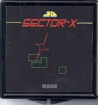 3D Sector-X Box Art
