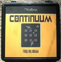 Continuum Box Art