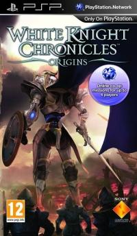 White Knight Chronicles: Origins Box Art
