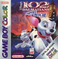 102 Dalmatians Puppies to the Rescue Box Art