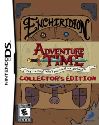 Adventure Time: Hey Ice King! Why'd You Steal Our Garbage?!! - Collector's Edition Box Art