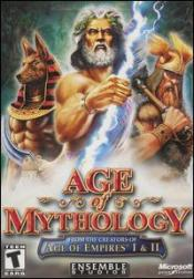 Age of Mythology Box Art