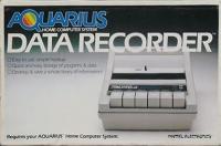 Mattel Electronics Aquarius Data Recorder Box Art