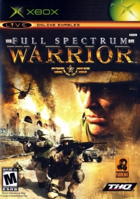 Full Spectrum Warrior Box Art