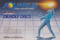 Tron: Deadly Discs Box Art