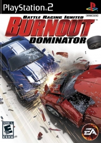 Burnout Dominator Box Art