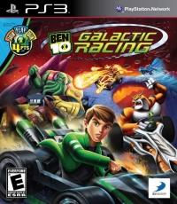 Ben 10: Galactic Racing Box Art