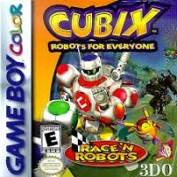 Cubix: Robots For Everyone - Race 'N Robots Box Art