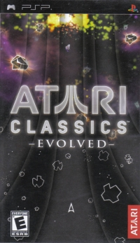 Atari Classics Evolved Box Art