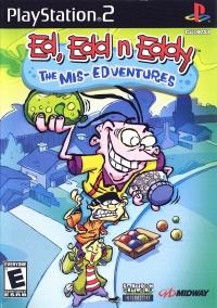 Ed, Edd n Eddy: The Mis-Edventures Box Art