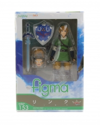 figma Action Figure Series: Link - The Legend of Zelda Skyward Sword Box Art
