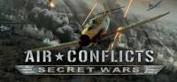 Air Conflicts: Secret Wars Box Art