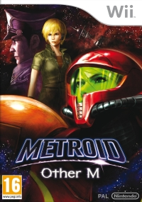 Metroid: Other M Box Art