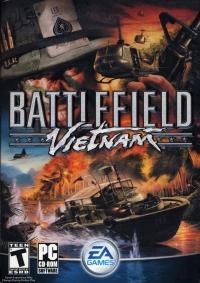 Battlefield Vietnam Box Art
