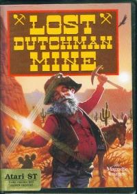 Lost Dutchman Mine Box Art