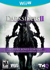 Darksiders II (THQ) Box Art