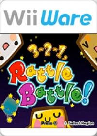 3-2-1 Rattle Battle Box Art
