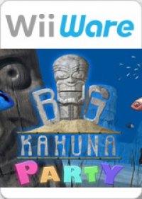 Big Kahuna Party Box Art