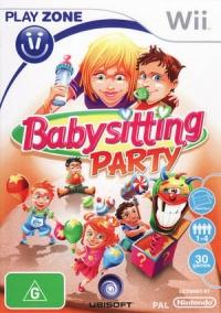 Babysitting Party Box Art