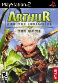 Arthur and the Invisibles Box Art