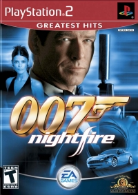 007: Nightfire - Greatest Hits Box Art