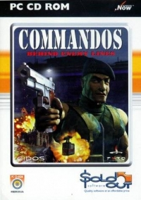 Commandos: Behind Enemy Lines - Sold Out Software Box Art