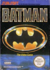 Batman Box Art
