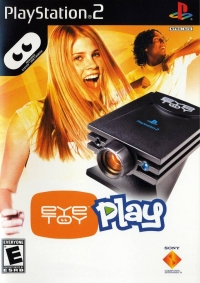 EyeToy: Play Box Art