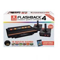 Atari Flashback 4 Box Art