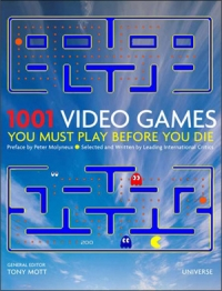 1001 Video Games You Must Play Before You Die Box Art