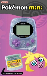Pokémon Mini - Smoochum Purple Box Art