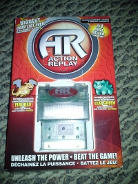 Action Replay Box Art